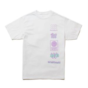 WN Multi Logo Tee (White)