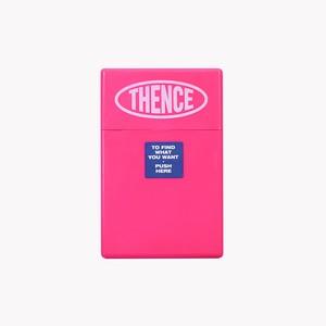 「PCC」マルチケース ピンク