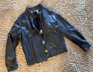 HERNO Leather Jacket