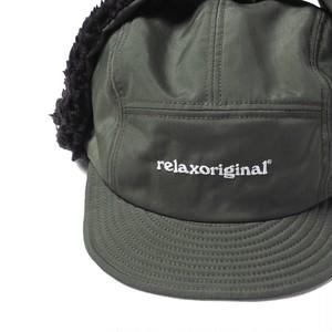 Windsor Boa Ear Flap Cap