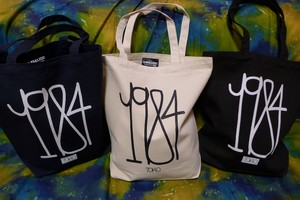 1984 TOTE BAG