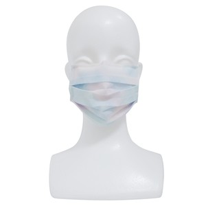 【アップマークサム】いつものマスク姿がオシャレに変身!不織布マスクカバー naamio 夢の国シリーズ【マーメイドプリンセス】&クレンゼガーゼマスク(一般サイズ)セット