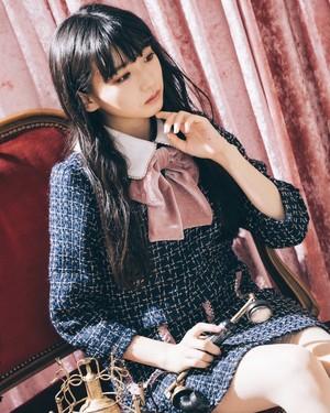 【ManonMimie】Fancy Tweed Set-Up / Tops