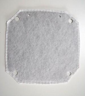 PM2.5・花粉フィルター 6枚セット【ダクトレス熱交換換気「せせらぎ®」専用】