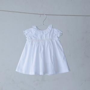 コットンベビードレス