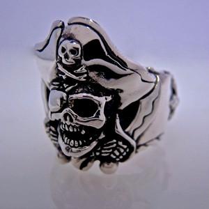 海賊スカルの指輪:キャプテンスペルマ・リング