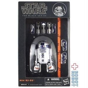 スター・ウォーズ ブラックシリーズ #04 6インチフィギュア R2-D2 国内版 2013