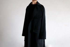 『SOUMO』W2MC COAT / BLACK
