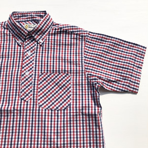 """Yellow Rat """"Pull-over Button-down S/S Shirts"""""""