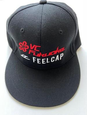 VC福岡 オリジナルポディウムキャップ(FEEL CAP製)