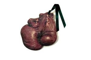 オーナメント:ボクサーグローブ