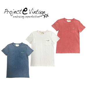 Project e 鹿の子Tシャツ