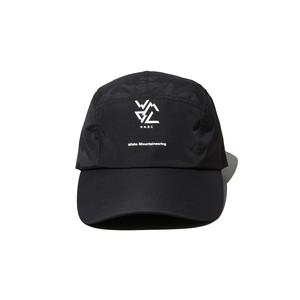 LONG VISOR CAP - BLACK