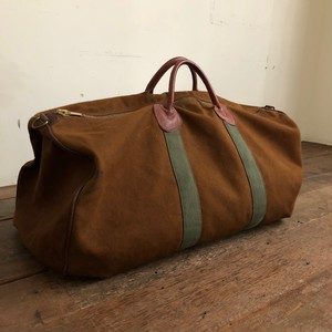 Vintage LL Bean Canvas Bostonbag