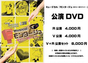公演DVD(V公演)