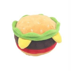 犬 おもちゃ ハンバーガー