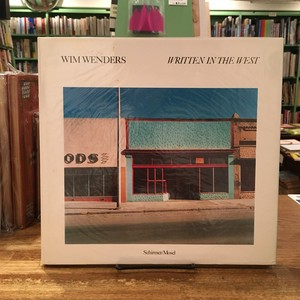 Written In The West / Wim Wenders(ヴィム・ヴェンダース)