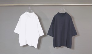 Inside Out Fat T  無地【WHITE】