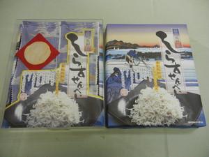 熊野灘しらす煎餅(大)24枚入