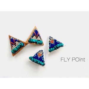 ▶受注オーダー◀- pyramid pierce  -