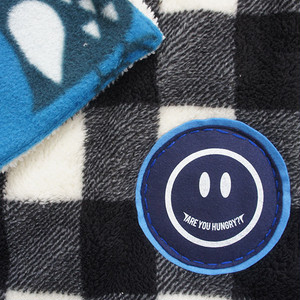 Fleece Blanket  BKsmile
