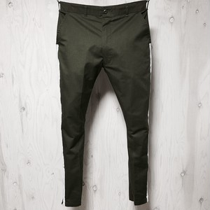 Utility pants tapered silhouette said line riri zip custom w33