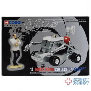 コーギー 007 ジェームスボンドコレクション 65201 ムーンバギー