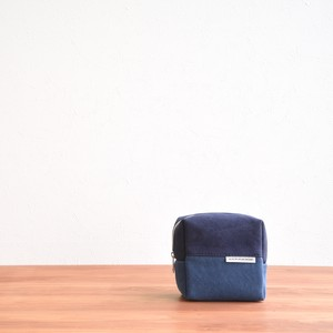 CANVAS BOX POUCH S / NV×RB