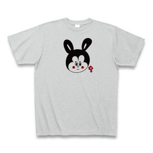 オフィス禁断オフィシャルTシャツ(黒×グレー)KDNT004
