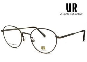 日本製 アーバンリサーチ メガネ urf7006j-3 ボストン ロイド クラシック メタル 軽量 URBAN RESEARCH 眼鏡 SABAE 鯖江