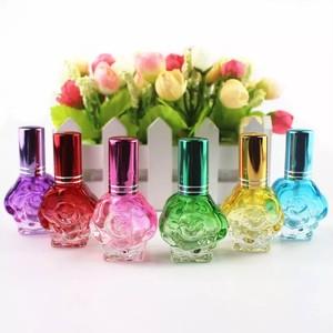 バラの香水瓶☆大輪 スプレーボトル パフューム