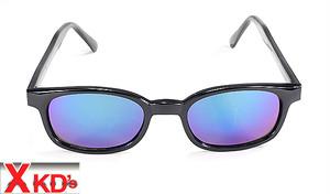 X KD's  biker shade - Colored Mirror #KD11018X