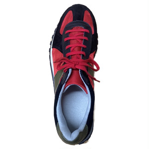 GERMAN TRAINER MARATHON type <RED/BLACK/OLIVE>