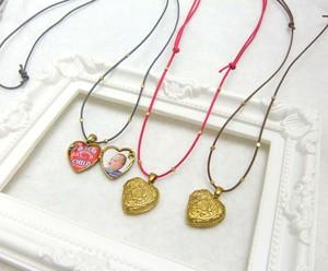 ハート型ロケットネックレス~My treasure~