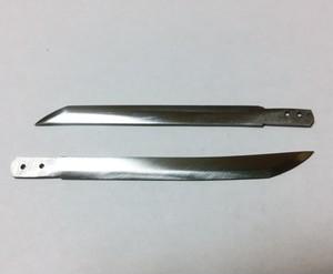 完成バイト製ミニチュア打刀