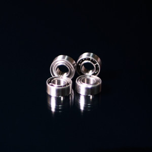 Type E Bearing 2pcs (ABEC7)  シールド有り、無し
