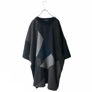 Big-T-shirts (black mix)