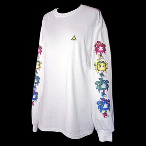 """Fly Girl"" printed Long Sleeve T-shirts"