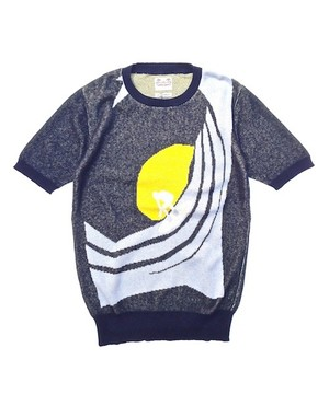 SUNNY SPORTS/WAVE SS SWEATER    SN13S06900