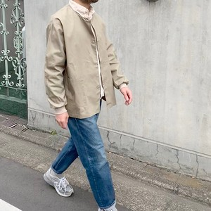 No Collar G.Work Jacket:KAWE-002/003(8,500yen+tax)