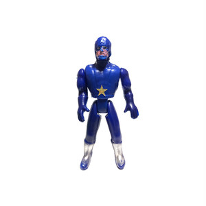 Captain America Mexican Bootleg Toy