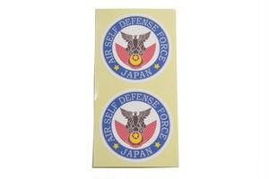 【航空自衛隊】政府専用機(特別航空輸送隊) 耐水ステッカー(デカール) (JASDF Special Airlift Group Sticker)