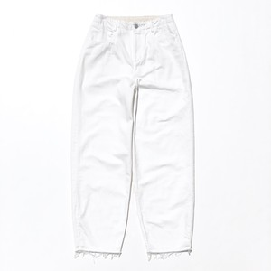 Cocoon Pants/WHITE