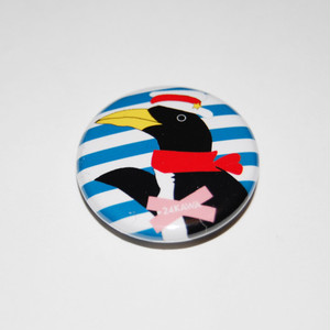 Penguin Button Badges
