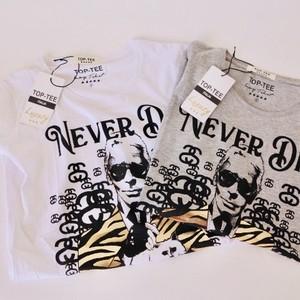 TOP-TEE パロディーTシャツ:TOP-406 ¥12,000+tax