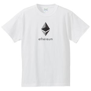 013 ETH Ethereum(イーサリアム)仮想通貨 T-shirts