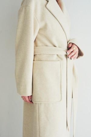 HS - DRESS COAT (cream)