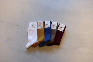 『LOCAL ROOTS』MERINO SOCKS