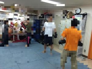 アンケート結果+「格闘技とメンヘル」記事+施設お試し稽古1回【32通分】