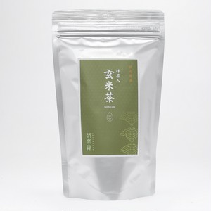 【新茶】牧之原茶 抹茶入り玄米茶リーフ